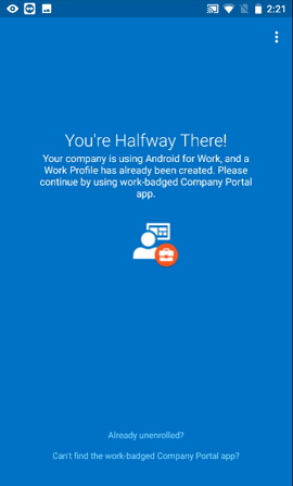 Android work profile on Huawei - Simon Scharschinger